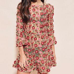 ISO: For Love & Lemons Amelia Swing Dress